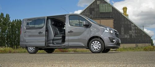 General Motors Nederland introductie Opel Vivaro